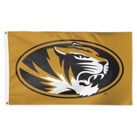 Missouri Tigers WinCraft 3' x 5' Deluxe Flag - No Size