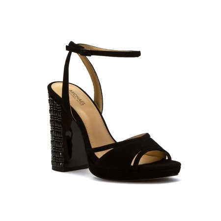 6bec432b585 MICHAEL Michael Kors Womens yoonie Fabric Open Toe Casual Platform Sandals