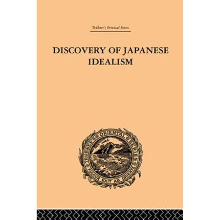 Discovery of Japanese Idealism - eBook