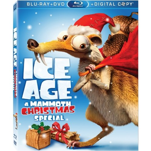 Ice Age: A Mammoth Christmas Special (Blu-ray) (Widescreen)