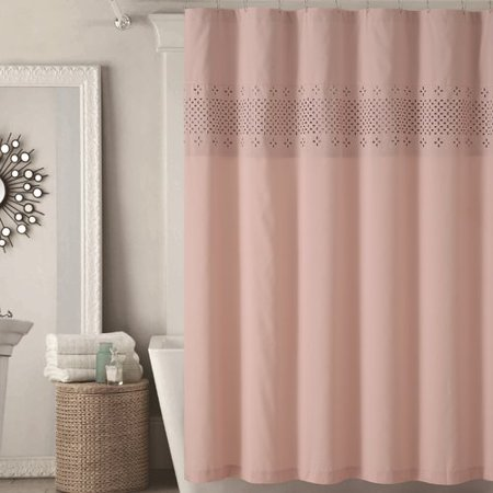 Victoria Classics Sabrina Shower Curtain