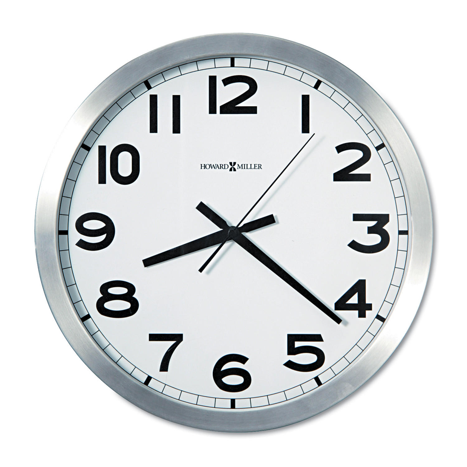 "Howard Miller 15-3 4"" Round Wall Clock by"