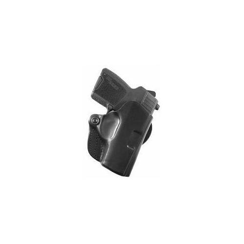 DeSantis Mini Scabbard Holster - Left, Black, for Sig P290