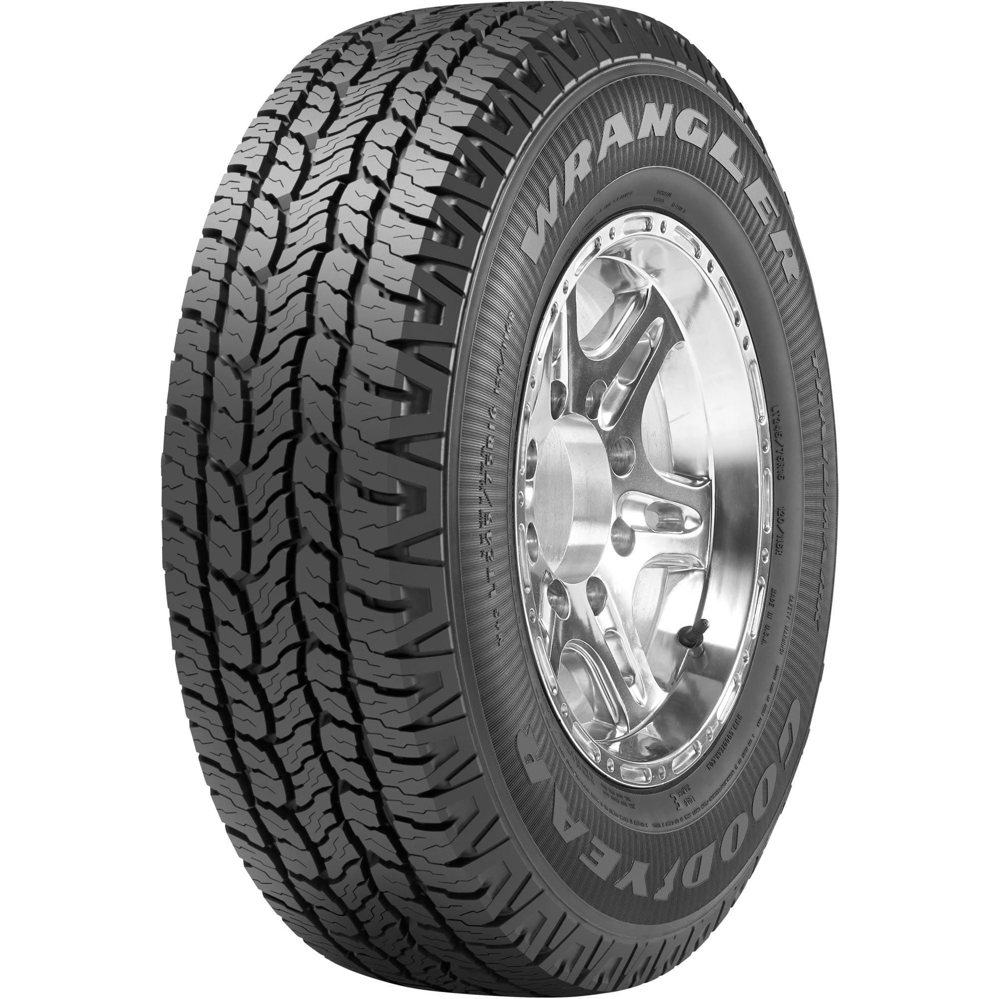 goodyear wrangler trailmark tire p26570r17 113s walmartcom