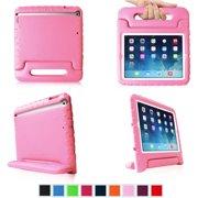 iPad mini 3 / iPad mini 2 / iPad mini Kiddie Case - Fintie Kids Friendly Cover Light Weight Shock Proof, Pink