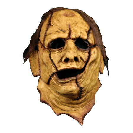 Trick Or Treat Studios The Texas Chainsaw Massacre 3: Leatherface Halloween Costume Mask - Leatherface Mask