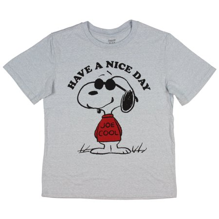 Peanuts Snoopy Joe Cool Have A Nice Boy's - Snoopy Joe Cool Halloween