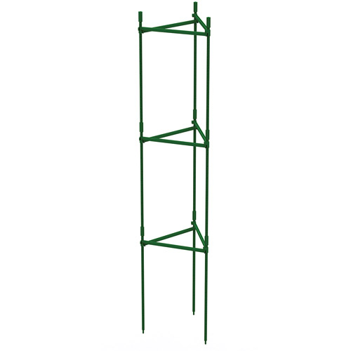 "Emsco Group 2328-1 Crop Prop Triangle 54"" High Trellis, Snap Together Support Kit by EMSCO Group"