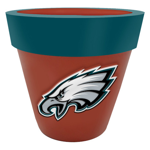 Philadelphia Eagles Team Planter Flower Pot - No Size