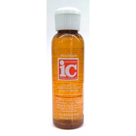 Fantasia IC Leave-In Hair & Scalp Treatment 2 oz. (Fantasia Ic Leave)