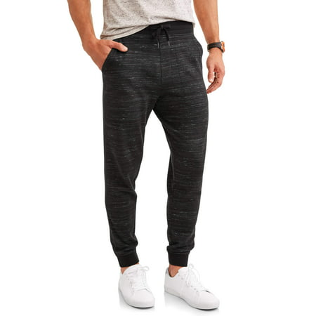Men's Marled Knit Jogger Pants