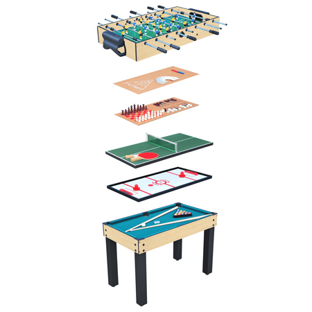 Airzone 9-in-1 Multi Game Table ()