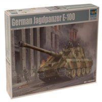 Trumpeter 1/35 German Jagdpanzer E100 Super Heavy Tank