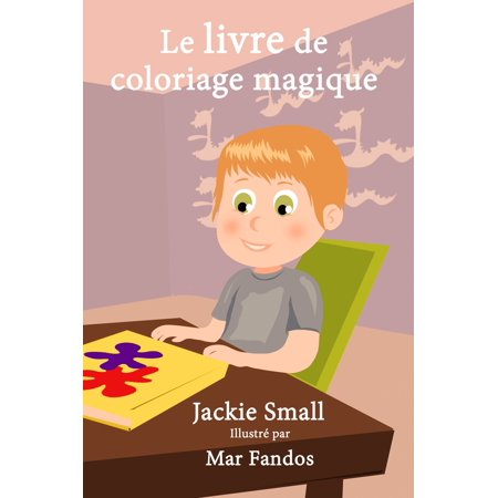 Le livre de coloriage magique - eBook - Coloriage Halloween Fantome