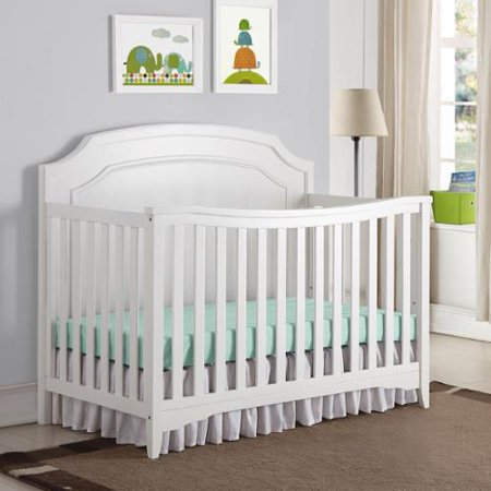 baby relax lakeley white 4 in 1 convertible crib. Black Bedroom Furniture Sets. Home Design Ideas