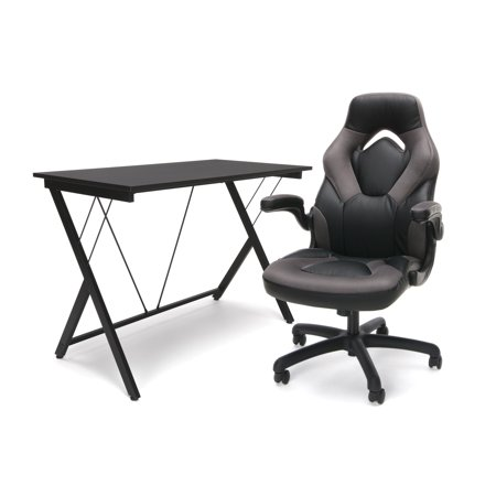Ofm Essentials Esports Battlestation Racing Gaming Chair
