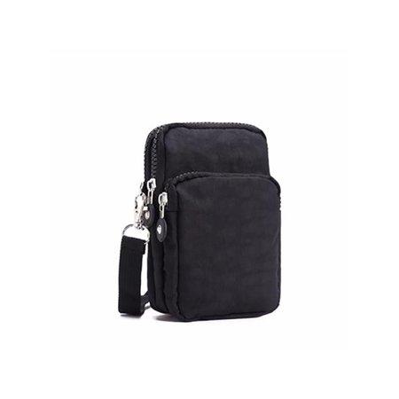 Shoulder Armband Fashion Arm Bag Pockets Sports Running Jogging Gym Storage Holder For Smartphone 6.3