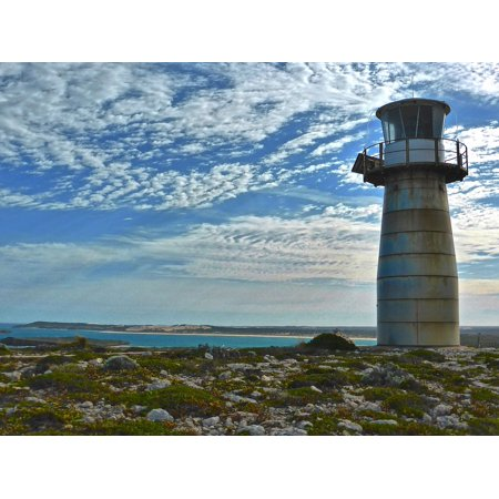LAMINATED POSTER Coast West Cape Innes National Park Lighthouse Sky Poster Print 24 x 36