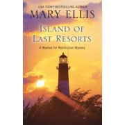 Island of Last Resorts (Hardcover)(Large Print)