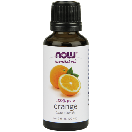 NOW Orange Oil, 1 Oz