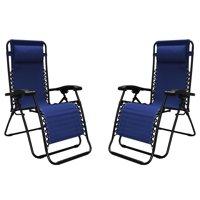 Caravan Sports Infinity Zero Gravity Chair 2 Pack