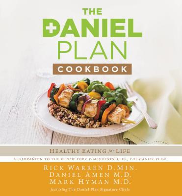 Daniel Plan: The Daniel Plan Cookbook (Hardcover)