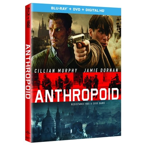 Anthropoid (Blu-ray   DVD   Digital HD)