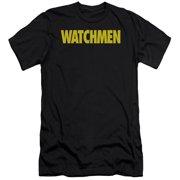 Watchmen Logo Mens Slim Fit Shirt