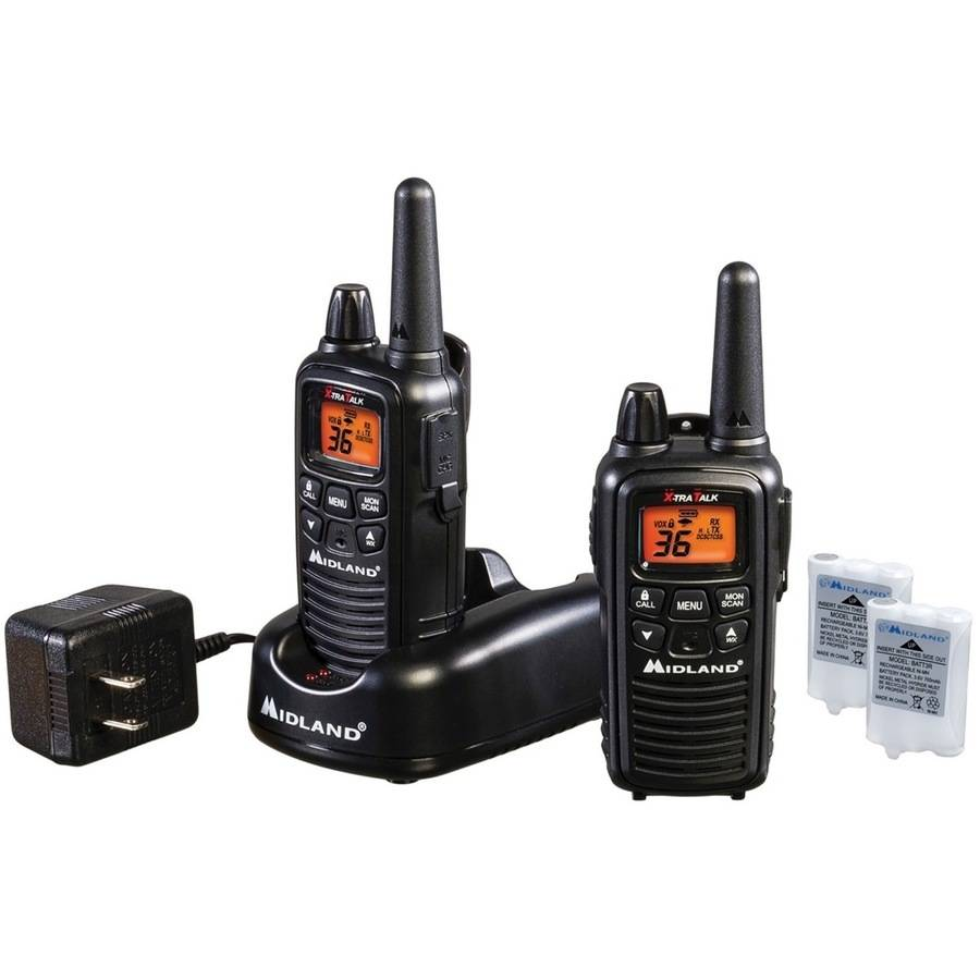 Midland GMRS 2-Way Radio with 36 Channels