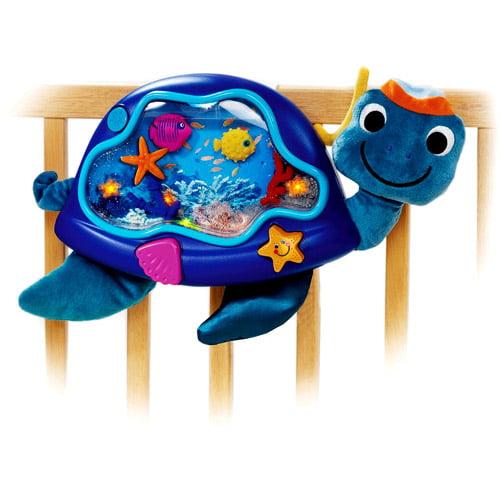 Baby Einstein - Baby Neptune Soothing Seascape Crib Toy