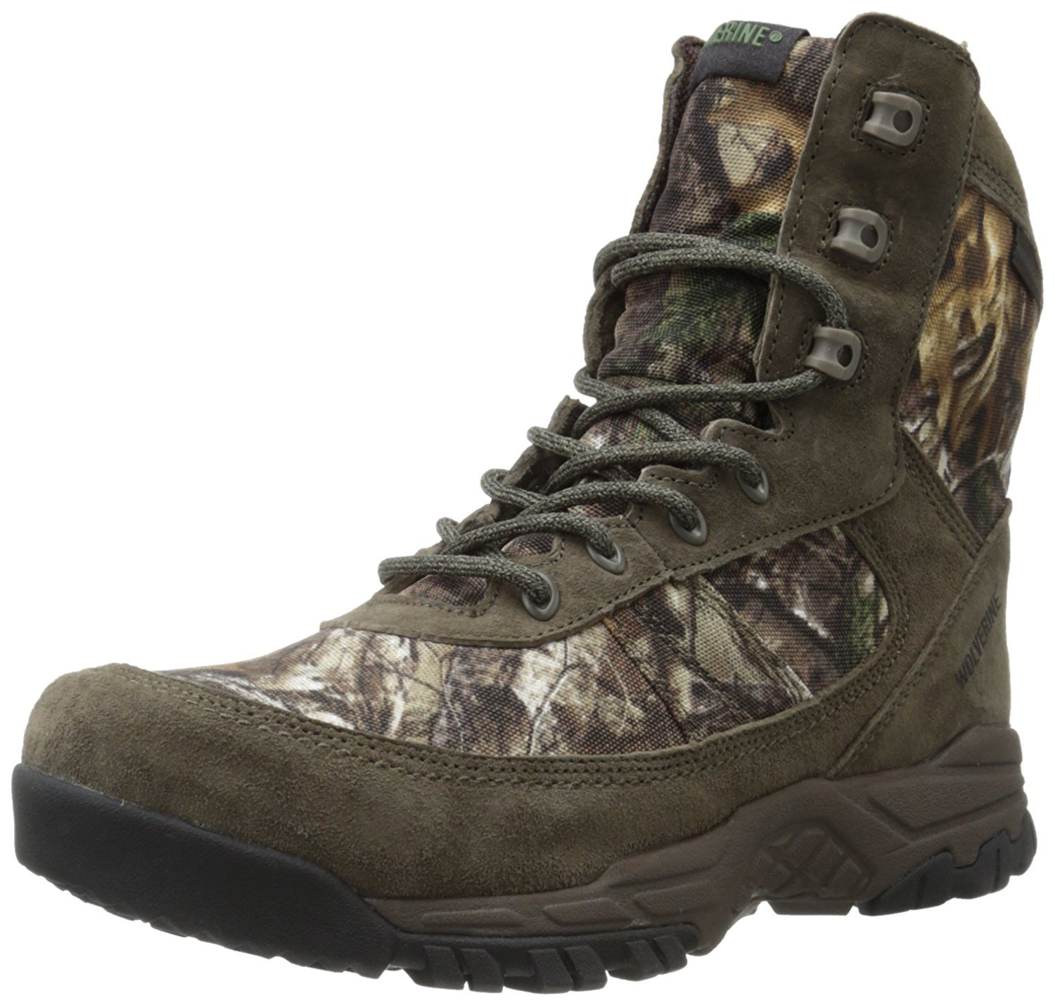 Wolverine Men's Bobwhite High Hunting Boot,Green,13 M US