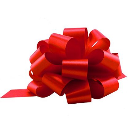 sc 1 st  Walmart & Red Christmas Gift Pull Bows - 5