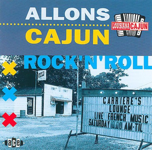 Allons Cajun Rock N Roll / Various (CD)