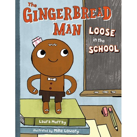The Gingerbread Man Loose in the School](Gingerbread Man Crafts)