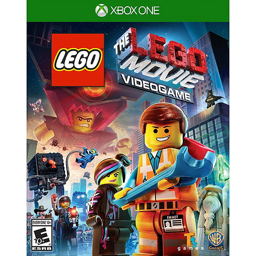 The LEGO Movie Videogame (Xbox One) - Walmart.com