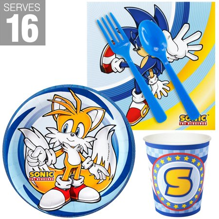 Halloween Snack Party Ideas (Sonic the Hedgehog Snack Party Pack for)