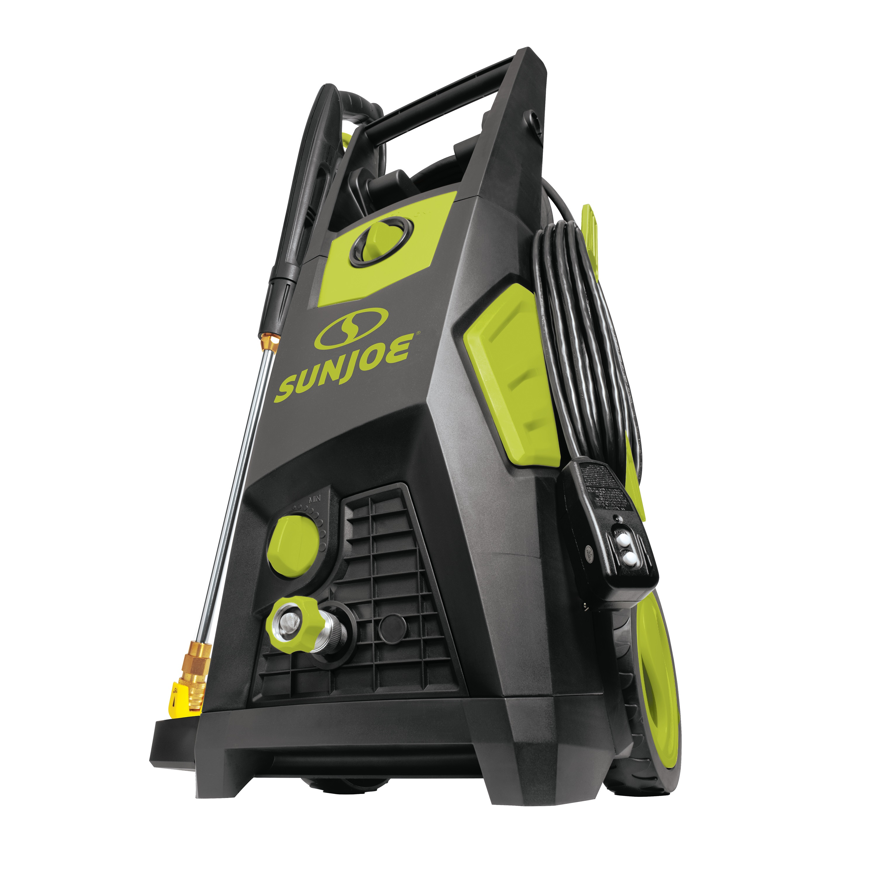 Sun Joe SPX3500 Brushless Induction Electric Pressure Washer w/Brass Hose Connector , 2300 PSI - 1.48 GPM