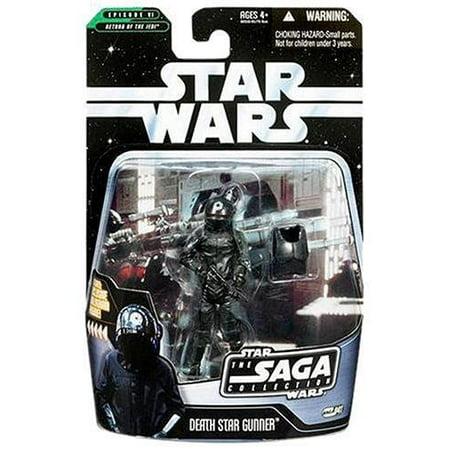 Star Wars Saga Collection 2006 Death Star Gunner Action Figure ()