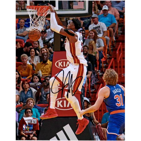Hassan Whiteside Miami Heat Autographed 8