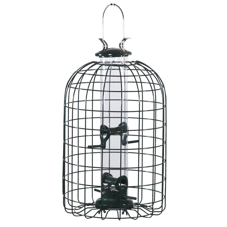 National Audubon Society Squirrel Proof Caged Tube Type B...