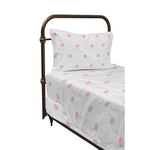 Harriet Bee Dessert Polka Dot Sheet Set