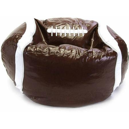 Sports Bean Bag Chair Football Walmart Com