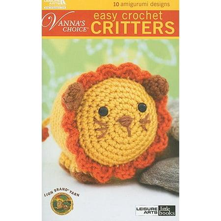 Amigurumi Crochet (Easy Crochet Critters : 10 Amigurumi Designs )