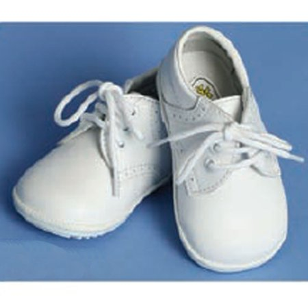 Angels Garment Toddler Boys White Size 7 Oxford Dress Shoes