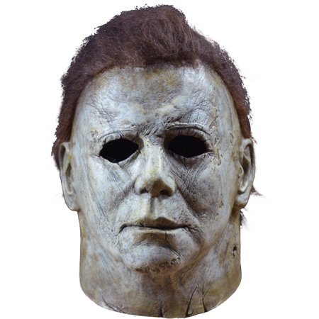 Trick or Treat 2018 Halloween Michael Myers Mask-Standard](Michael Myers Halloween 8 Mask)