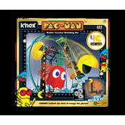 K'Nex Pacman Roller Coaster Building Set - Over 400 Parts - Roller Coaster Toy (Walmart Exclusive)