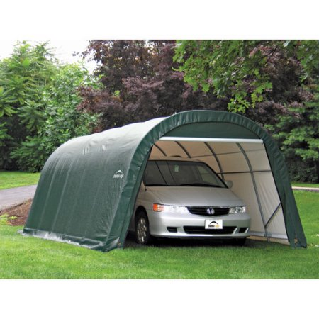 Shelterlogic 12' x 20' x 8' Round Style Shelter by ShelterLogic