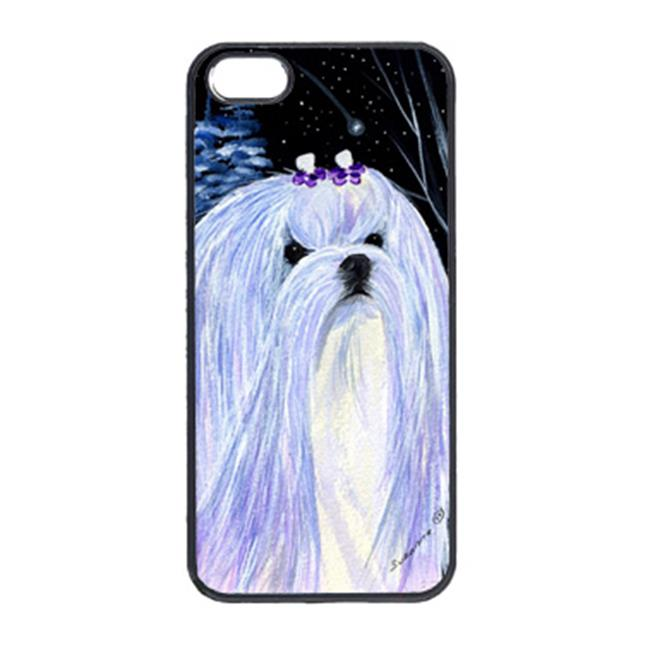 Carolines Treasures SS8378IP5 Starry Night Maltese Cell Phone Cover Iphone 5 - image 1 of 1