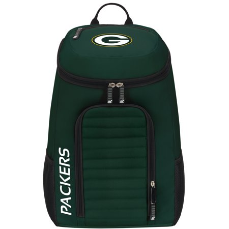 The Northwest Company Green Green Bay Packers Topliner Backpack - No - Green Bay Packers Gifts