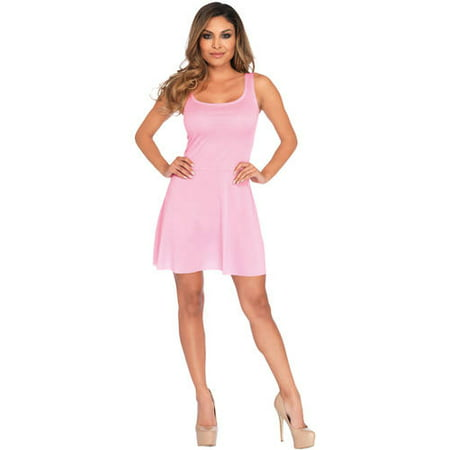BASIC SKATER DRESS AD PINK - Halloween Ad